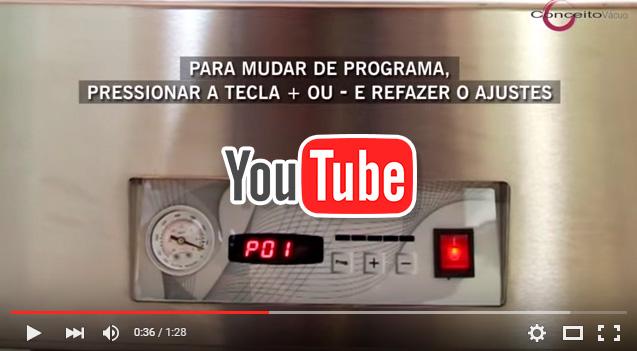 MANUAL DE OPERAÇÃO EM VIDEO